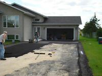 FREE ESTIMATE! Asphalt/concrete paving of driveways&parking pads