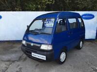 2006 56 Piaggio Porter 1.3 6 Seater Mini Van Suzuki Daihatsu