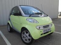 SMART SMART CAR 0.6 PETROL AUTOMATIC LOW MILEAGE