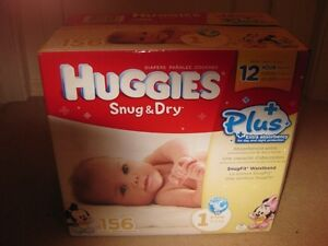 156 size 1 diapers
