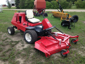 jacobson 72 hydro mower
