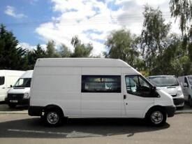 2011 FORD TRANSIT WELFARE UNIT 2.2 TDCI LWB High Roof Van