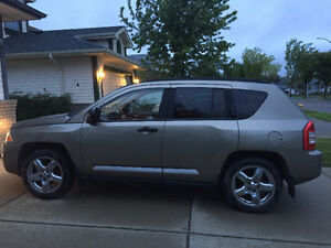 2008 Jeep Compass 4x4 Limited SUV, Crossover