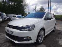 2014 Volkswagen Polo 1.4 ACT BlueGT 3dr