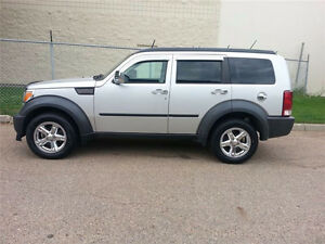 2007 Dodge Nitro chrome SUV, Crossover