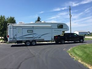 2003 Titanium Fifth Wheel