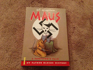 """Maus"" by Art Spiegelman"
