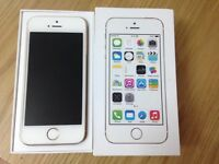 iPhone 5s 16gb unlocked. No iphone 6s , no galaxy s6,s5