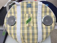iPod Speaker Beach Bag