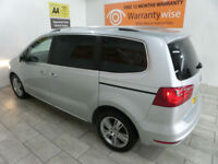 Silver Seat Alhambra 2.0TDI DSG ***FROM £208 PER MONTH***