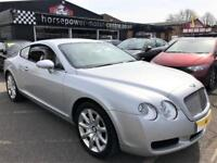 2004 Bentley Continental 6.0 GT 2dr Petrol silver Automatic