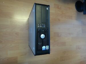 Dell Small Form Factor ( 2 Core ) PC sale