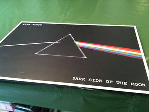 pink Floyd's dark side of the moon 25x35