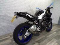 2019 YAMAHA MT-10SP WITH ONLY 1997 MILES INC DECAT LINK PIPE
