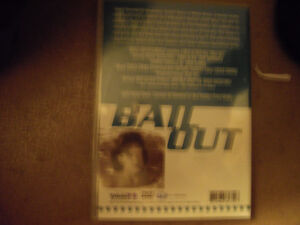 Collector's Edition of BAIL OUT w David Hasselhoff & Linda Blair Windsor Region Ontario image 2