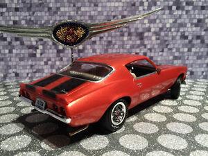 Camaro 1970 custom built model  HAND BUILT A UNQUIE MODEL ONE OF