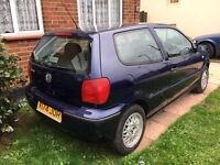 2000 VW POLO FOR SALE!!!!