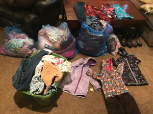 Girls clothes size 12 months up to 5T
