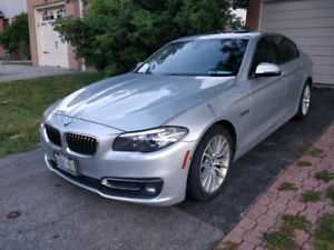 2014 BMW 528xi - No accidents.