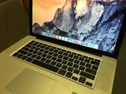 Macbook Pro 15in with Powerful Specs well kept Quad core i7|500gb Benowa Gold Coast City Preview