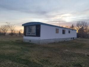 Mobile home for free