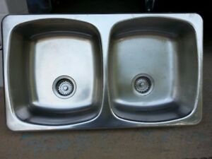 TOPMOUNT KITCHEN SINK