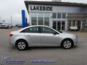2012 Chevrolet Cruze LS  - local - trade-in