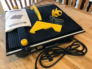 Wet Saw for Tiles