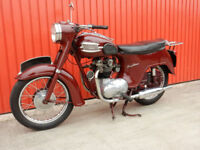 TRIUMPH SPEED TWIN 500cc 1960 Matching Numbers