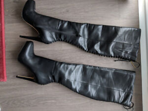 Aldo over knee boots size 7.5