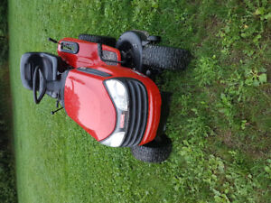 2013 Craftsman Yt4500 Riding Mower Excelent Condition