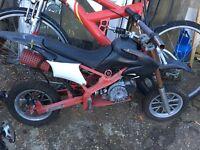 Mini moto trials bike spares or repairs