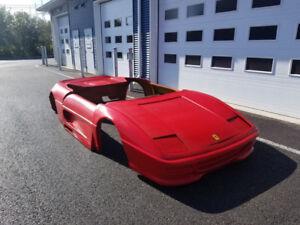Ferrari 355 fiberglass body for Fiero