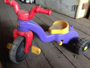 Vintage Fisher Price Tricycle Trike good condition $10