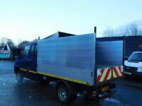 FORD TRANSIT 2.2TDCI IVECO DAILY MWB TIPPER OR LWB DOUBLECAB ARBORIST CONVERSION