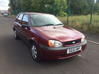 2002 FORD FIESTA 1.1 MOTED DRIVE AWAY £200