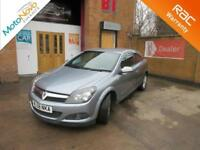 2008 Vauxhall Astra 1.4i 16v Sport SXi Manual Hatchback in Grey
