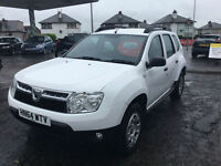 Dacia Duster 1.5dCi 110 ( 110bhp ) 4X4 Ambiance 2014
