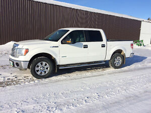 2012 Ford F-150 SuperCrew Pickup Truck