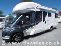 Auto-Trail Tribute T-736 Motorhome MANUAL 2018
