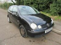 2004 VOLKSWAGEN POLO 1.4TDI PD 75BHP S MANUAL DIESEL