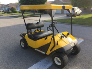 EZgo Custom Golf Cart