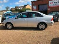 2002 Ford Focus 1.8i 16v Ghia Silver, Cheap Family Car **ANY PX WELCOME**