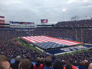 2 tickets Buffalo Bills vs Pittsburgh Steelers