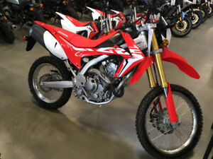 Honda street and trail (new)