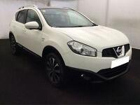£188.59 PER WEEK NISSAN QASHQAI 1.5 DCI 2WD N-TEC+ Hatchback 5 Door Diesel