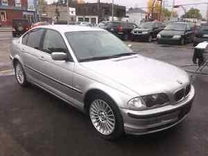 BMW 325XI 2001