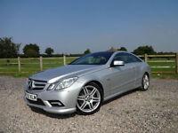 2011/60 Mercedes-Benz E350 3.0CDI 7G-Tronic CDI Sport 265bhp