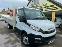 2018 Iveco Daily 35C14 ALLOY DROPSIDE 16.6 FT Dropside Diesel Manual