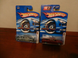 Hot Wheels Faster Than Ever Nissan Titan 2006 Lot of 2